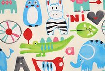 Girls Animal Fabrics