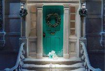 Doors of Christmas