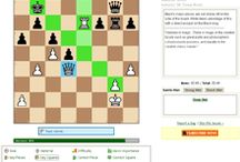 How to play chess / Links to great tutorials and sites that help learn the game of chess!