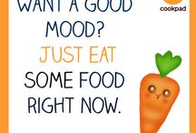Cookpad Loves Food Quotes