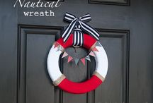 Beautiful Wreaths ( Christmas, Halloween, Thanksgiving, etc)