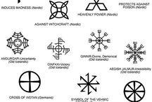 Mystical marks