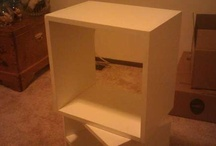 Furniture Re-do's & DIY's / by Sharla Christian