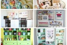 art room/sewing room