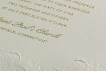 Truly Wedding / Distinct designs for the bride looking for both style and value. / by William Arthur Fine Stationery