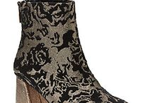 Fashion Over 50 - Fall trending boots-Velvet, Brocade, Embroidered / who doesn't love an embellished boot?