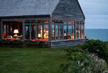 Hus med vacker utsikt