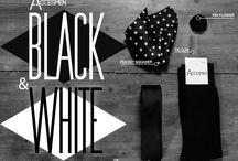 Accesmen-- Black&White Look