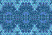 Tile patterns bathroom