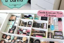 organização/Closets