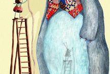 Ilustrations Desbons, Marquis, Clifton, Ketner, Gennari