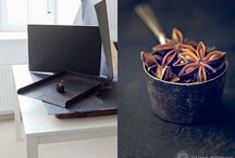 Food photography set