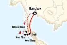 Thailand travel plans!