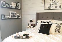 Shiplap Bedroom Ideas