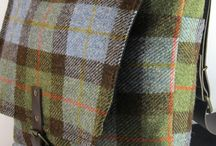 Tweed, Tartan an old Scotland...