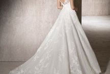 San Patrick by Pronovias / The gorgeous collection of San Patrick dresses by Pronovias, This collection is updated each Autumn.