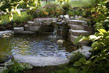bassin fontaine de jardin