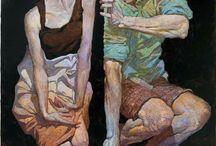Denis Sarazhin / Ukrainian artist (1982-