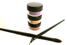 Mineral Makeup Sets / A Great way to try our our Organic Minerals / by All Natural Skin Care