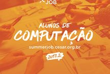 CESAR Summer Job