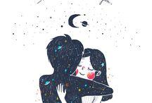 ☆ ilustrações