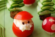 Cute Christmas Food & Crafts / by Party Pinching