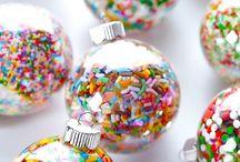boule confettis