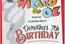 Wizard of oz party ideas  / by Jennifer Fuqua