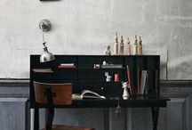 Desks / by Chris Morrison