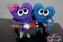 """Yoli """"Tejiendo Sonrisas"""" / Creaciones a crochet"""