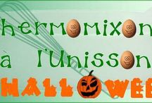 Thermomixons à l'Unisson N°12 / Therme : halloween