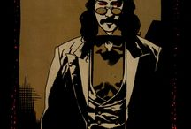 Mike Mignola's Dracula Comic