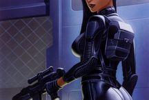 Sci-Fi women