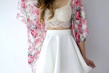 Teen Girl Fashoin / Hot casual and dressy teen girl outfits