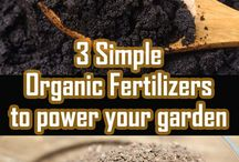 Fertilizers - Natural & Organic Solutions / A collection of organic and natural fertilizers that can power your garden and landscape