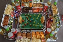 party foods/designs ideas