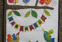 WALL QUILTS / by Brenda Tennis Lewis