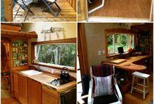 Beautiful rustic Homes - Hermosas casas rústicas (A mi estilo!)