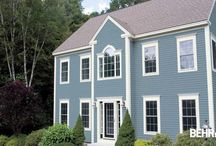 How To Paint Exteriors: Videos / BEHR Paint provides step by step instructions to help you transform your home's exterior with a coat of paint.
