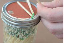 Mason Jar uses / by Dawn Pidcock