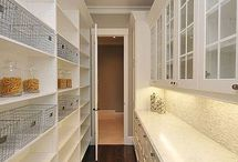 New house Butlers pantry