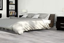 Schlafzimmer / Ideen und Trends für den neuen Boden im Schlafzimmer