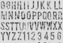 grafisch mooi / grafisch ontwerp en typografie