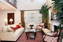 Living Room Re-do / by Kayla Woolsey