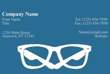 Fashion Business Card Templates