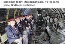 American hero's