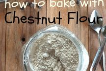 chestnut flour recipes
