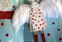Angel dolls