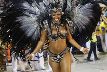 Carnivals & Fiestas / Travel the World and see the glamour of the Carnivals