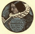 Ex-Libris & bookplate art